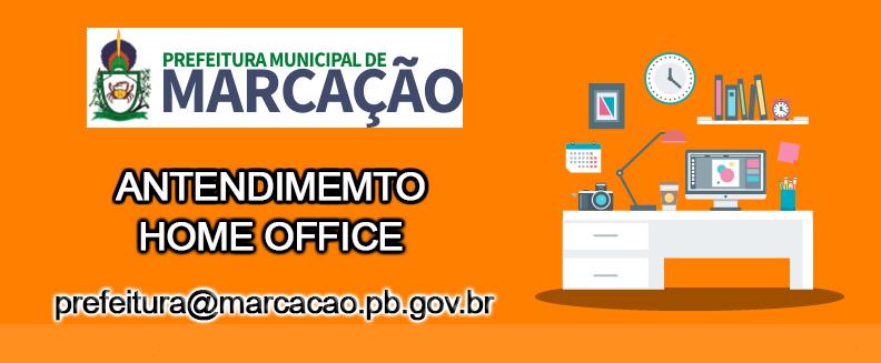 Prefeitura adota sistema home office para funcionários